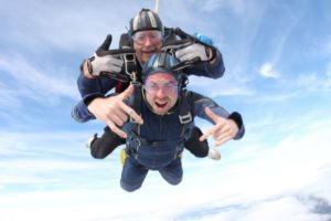 skydive experience with buyagift