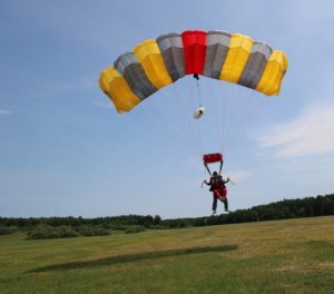 skydive experience