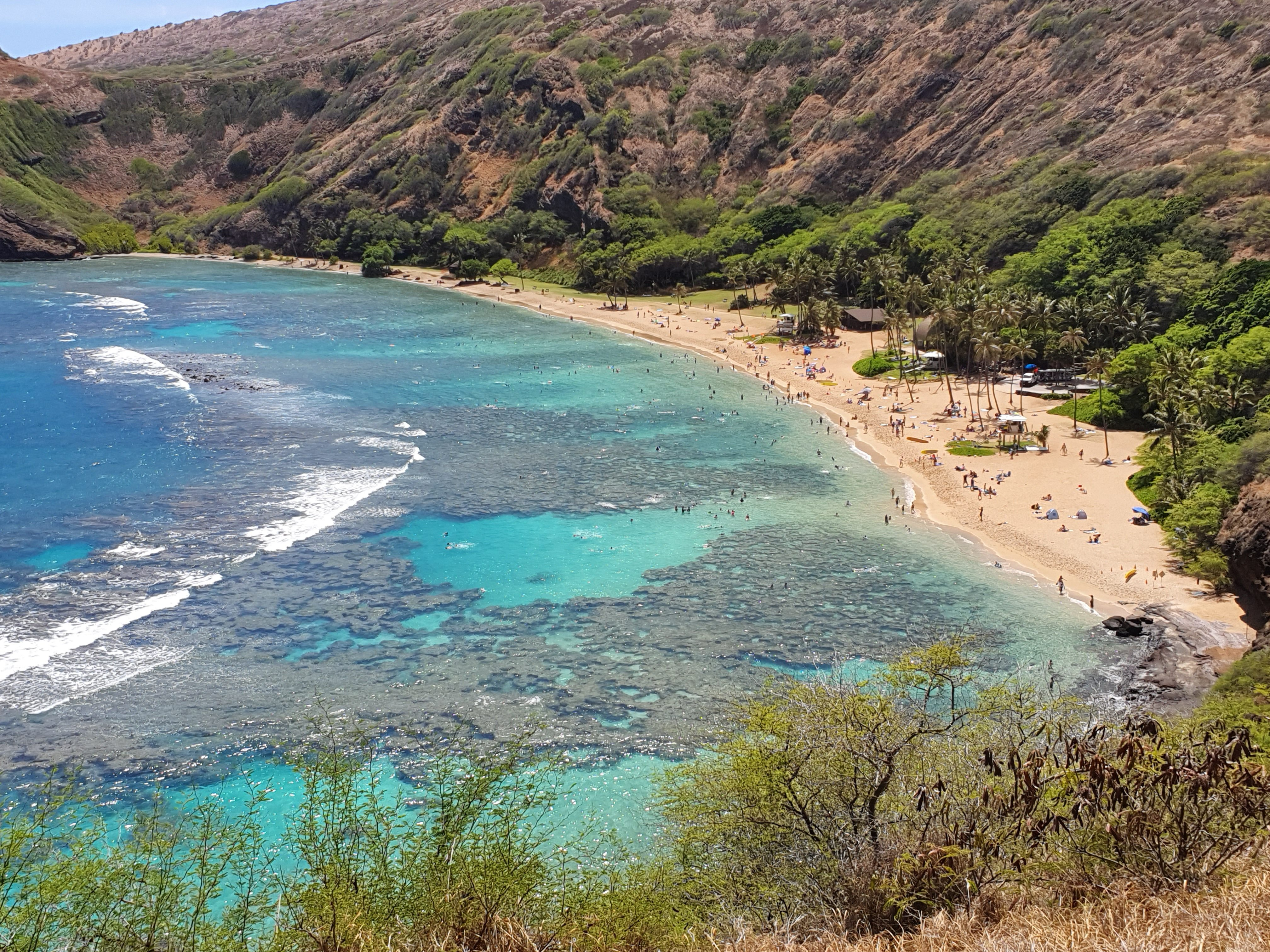 Guide to Visiting Oahu Hawaii - Hanauma Bay