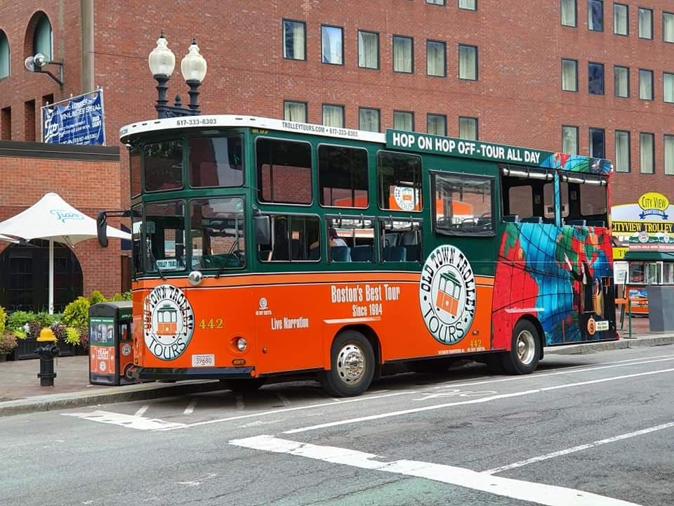 boston old town trolley tours hop on hop off