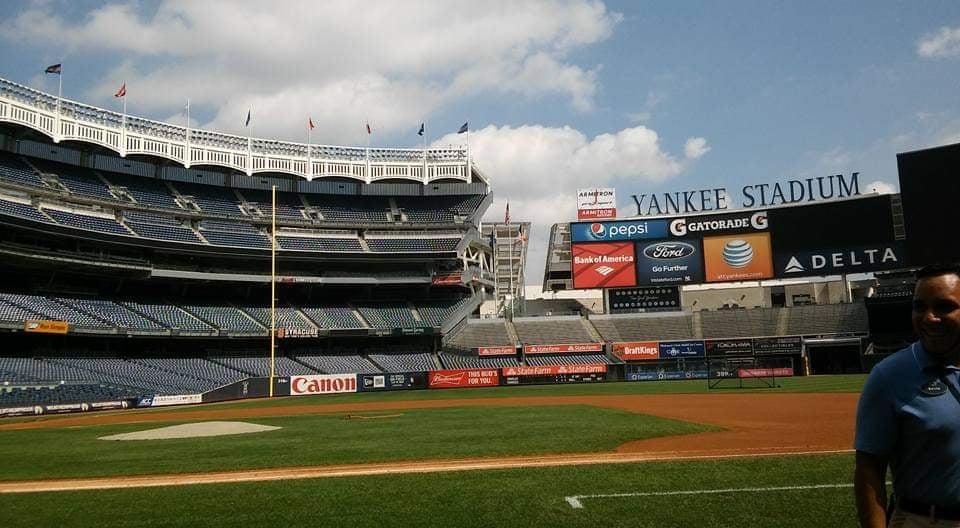 yankee stadium - new york yankees